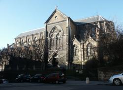 Montée Saint-Sébastien : Eglise désaffectée de Saint André