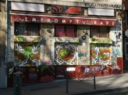 Place Colbert : l'Impromptu Kafé