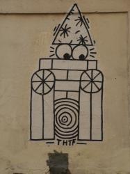 Rue Camille Jordan : Tag THTF