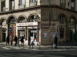 Place Tobie Robatel : La Maison de la Clé