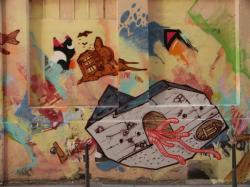 Rue des Augustins : Tag de la Baguetterie