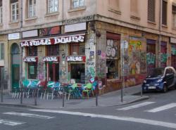"""Place Colbert : Café """"La folie douce"""""""