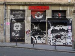 La Plume Noire, rue Diderot