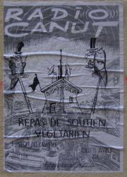 Affiche de Radio Canut, rue Diderot