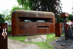 La Demeure du Chaos : le Bunker