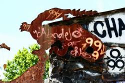 La Demeure du Chaos : la Salamandre, symbole de renaissance