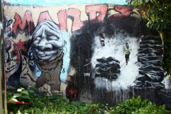 La Demeure du Chaos : fresque