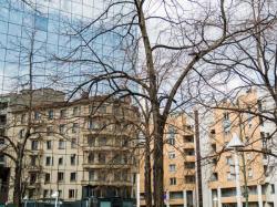 Villeurbanne, le Quartz, rue Eugène Manuel