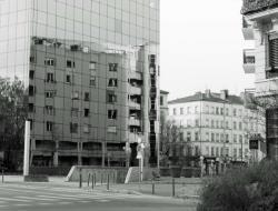 Le Quartz, rue Eugène Manuel, Villeurbanne