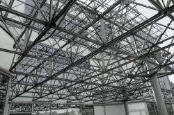 Campus de Bron, toit toile