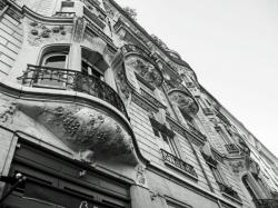 Façade de la Brasserie des Brotteaux