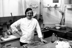 [Daniel Ancel, chef de cuisine du Passage]