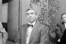 [Bernard Marche, secrétaire général du CNI]