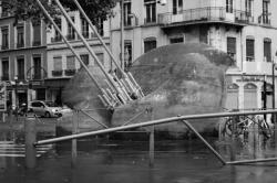 Sculpture de Gabriel Gouttard (1984)