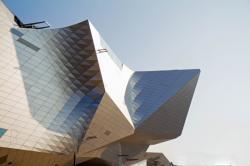 Musée des Confluences, détail