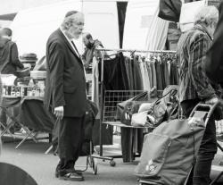 Viel homme, marché des Charpennes
