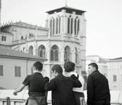 Les copains, pont Bonaparte