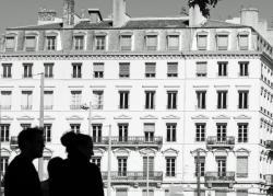 Façades sur la Saône