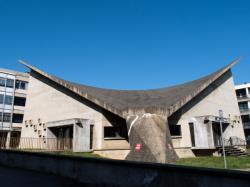 La maison hibou, campus de la Doua