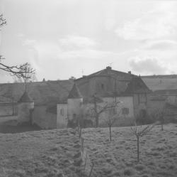 Cloître, vues générales à Salles-en-Beaujolais