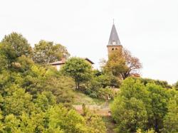 Poleymieux-au-Mont-d'Or, l'église Saint-Victor