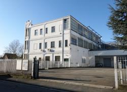 Ancienne Usine TASE : SCI La Soie (Immeuble de la Soie)