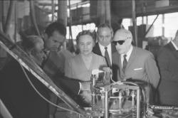 Zorine ambassadeur russe chez Astra - coeur artificiel