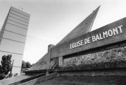 [Eglise Notre-Dame de Balmont à la Duchère]