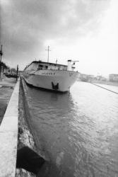 """[Bateau de tourisme fluvial """"Arlène""""]"""