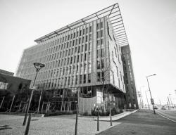 Immeuble Veolia, rue de la Poudrette, Vaulx-en-Velin