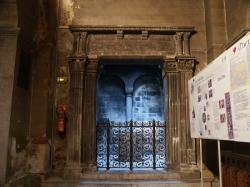 La Basilique Saint-Martin d'Ainay, baptistère