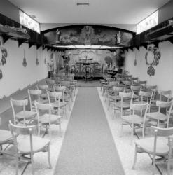 """[Bateau-chapelle """"Le Lien""""]"""
