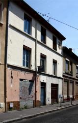 [15 bis rue Léon Chomel, Villeurbanne]