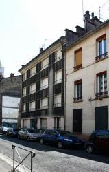 [22 rue Léon Chomel, Villeurbanne]