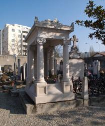 [Ancien cimetière de la Croix-Rousse]