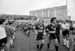 [Football : AS Minguettes - Variétés club de France (6-7)]