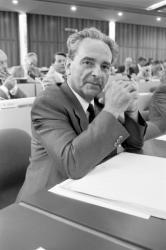 [Paul Dominjon, président du conseil économique et social Rhône-Alpes]