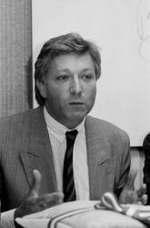 [Marc Fraysse, secrétaire national du RPR à Villeurbanne]