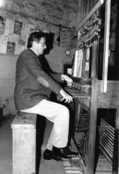 [Jean-Bernard Lemoine, carillonneur de la basilique de la Visitation à Annecy]