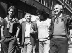 [Charles Aznavour à Lyon]