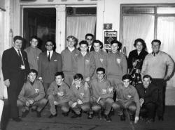 [Equipe amateur de l'Olympique lyonnais (1963-1964)]