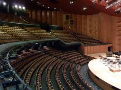 Visite des coulisses de l'Auditorium