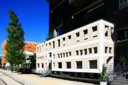 L'ancien bâtiment des Douanes, 45 quai Rambaud