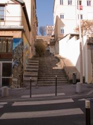 [Impasse du Mont Sauvage, 1e arrondissement]