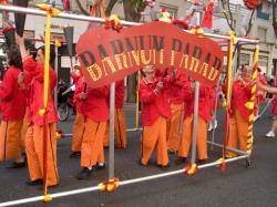 """""""Barnum-Parad"""", Villeurbanne"""