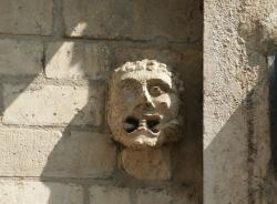 [Eglise Saint-Paul, sculpture romane]