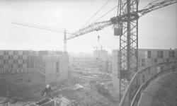 Univesrsité Lyon III en construction