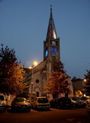 Anse, l'église Saint-Pierre