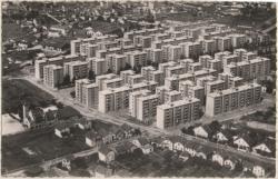 Lyon : la Cité des Etats-Unis