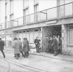 Complexe Saint-Rambert : Pose de la 1er pierre